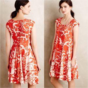 Anthropologie Maeve Larkhill Swing Dress
